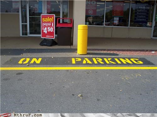 paint,parking,spelling,what