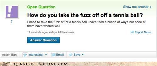 yahoo answers,fuzz,funny