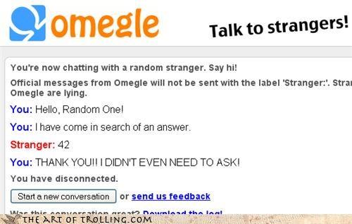 Omegle,42,random one,funny