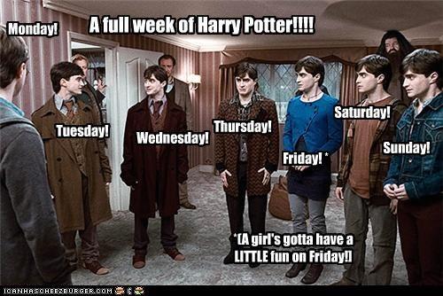 actor celeb Daniel Radcliffe funny Harry Potter lolz sci fi - 4235505408
