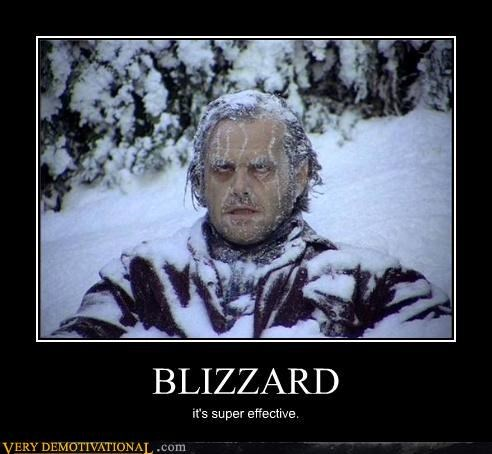 blizzard,Death,jack nicholson,Pokémon,snow,the shining