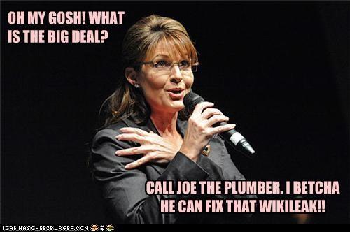 funny lolz Sarah Palin - 4237003776