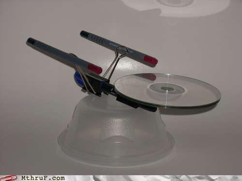 CD creativity pens Star Trek - 4237626368
