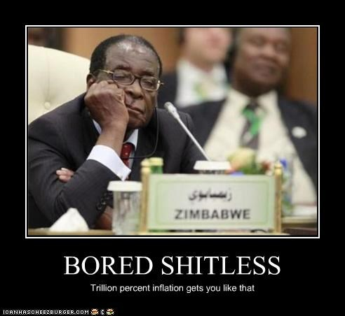 demotivational funny lolz Robert Mugabe u-n zimbabwe - 4237680640