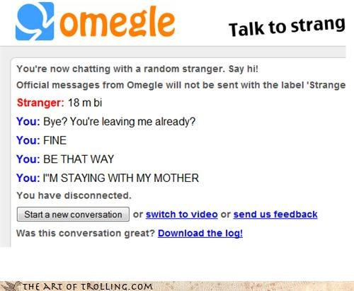 Omegle,mother,bi,parenting,funny
