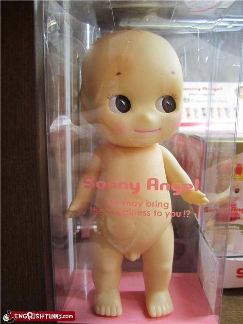 baby creepy doll happiness toy wait what - 4238604032