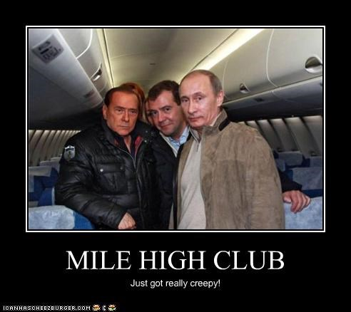 demotivational Dmitry Medvedev funny lolz silvio berlusconi Vladimir Putin vladurday - 4238801408