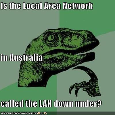 australia bbq lan network philosoraptor - 4238905856