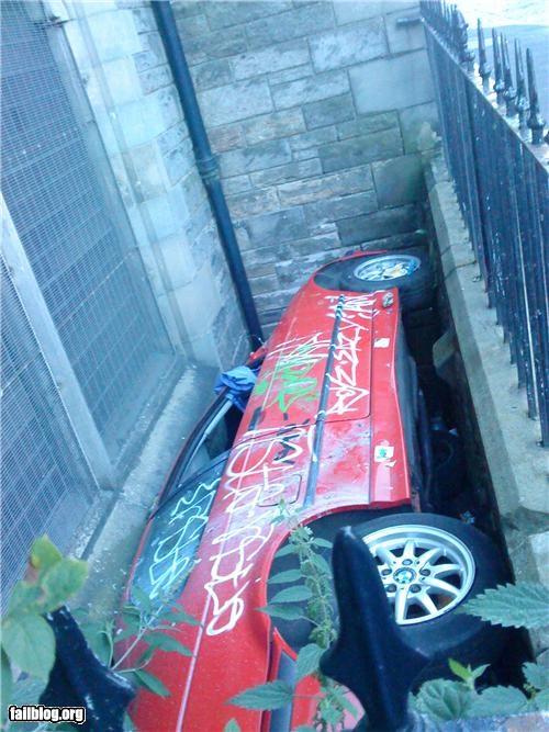 car classic dumb idea failboat g rated parking - 4239106304