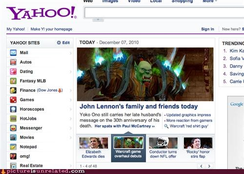 lol,orcs,world of warcraft,WoW,wtf,yoko ono