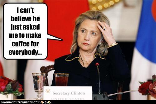 funny Hillary Clinton lolz - 4241369856