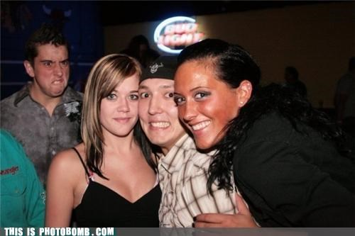 babes bud light photobomb rage stealing - 4241510656