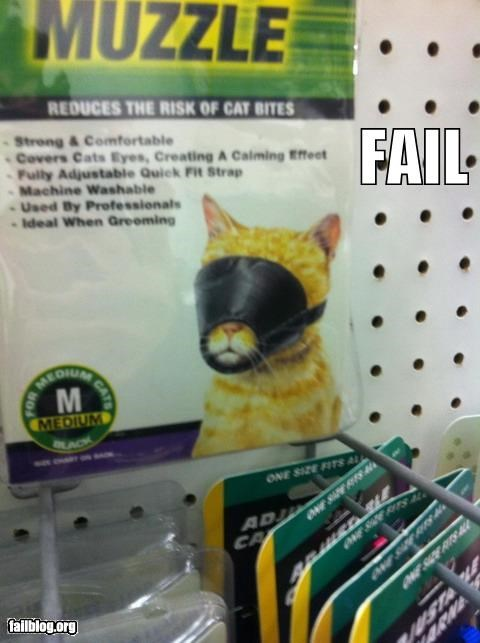 animals bad idea Cats failboat muzzle products pts - 4242588160