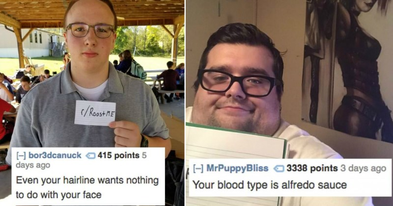 Brutal Roasts That Are Actually Kinda Mean