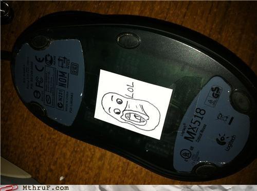 lol mouse prank rage troll - 4242797312