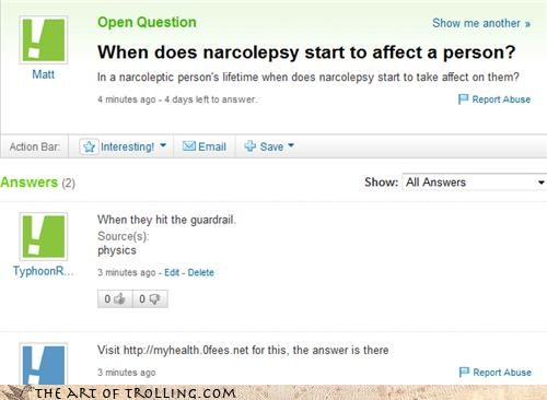driving guardrail narcolepsy physics sleep - 4243052288