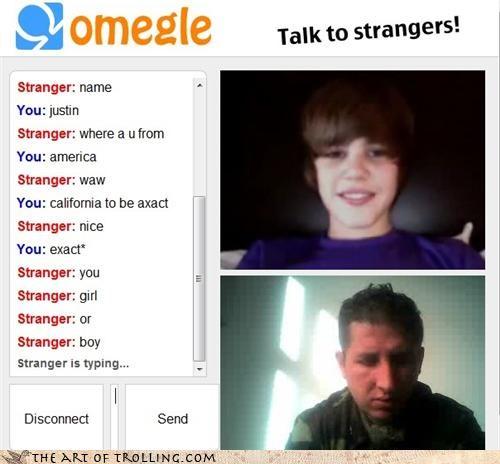 fake justin bieber strangers - 4243356672