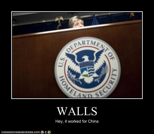 demotivational funny homeland security janet napolitano lolz - 4243564800