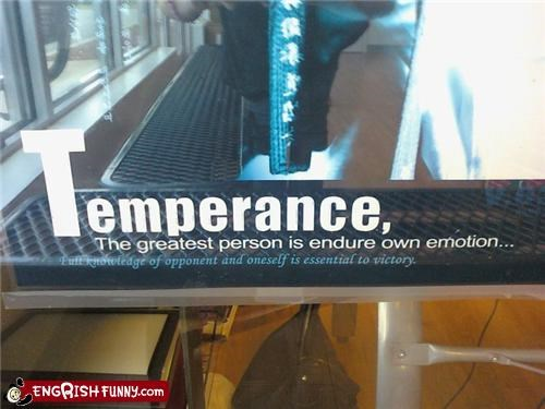 sign temperance window wtf