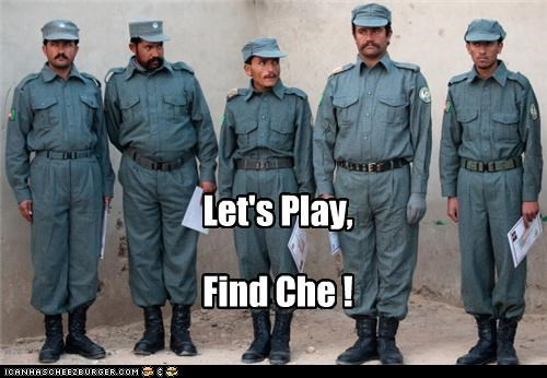 Let's Play, Find Che !