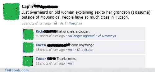 lol oh snap parents win witty comebacks - 4245675264