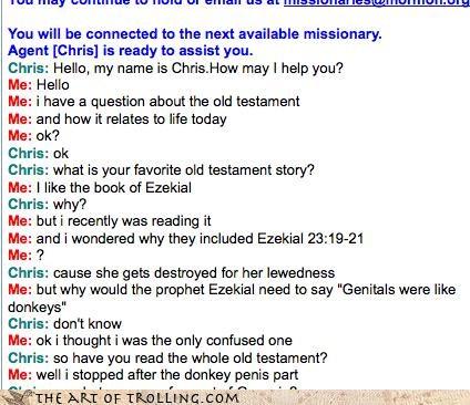 donkey genitals penis scripture - 4245740544