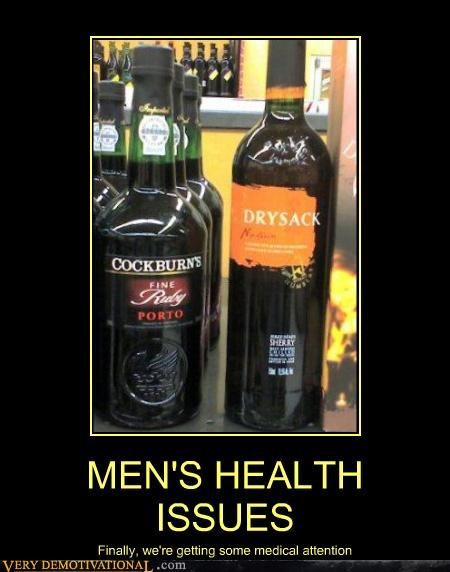 drysack men peen jokes penis puns wine