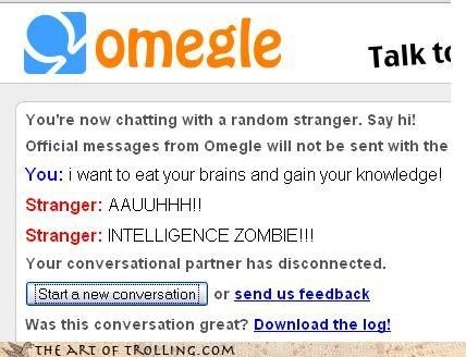 Omegle intelligence brains IQ - 4247096832