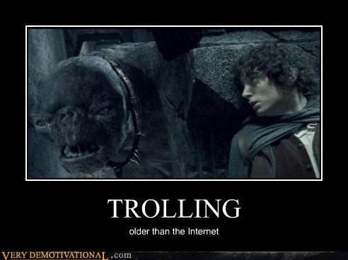 frodo history Lord of the Rings middle earth movies tolkein trolls - 4248063744