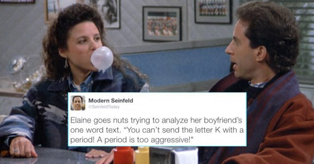 Funny posts from Modern Seinfeld to celebrate festivus.