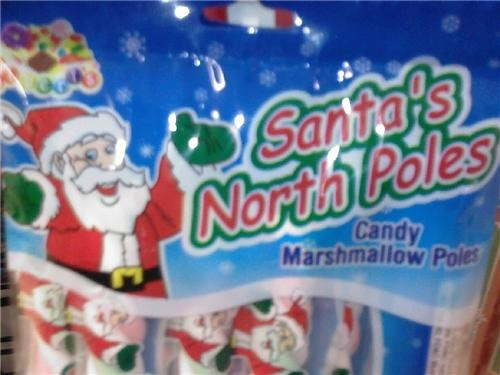 candy gross innuendo pole santa - 4249171200