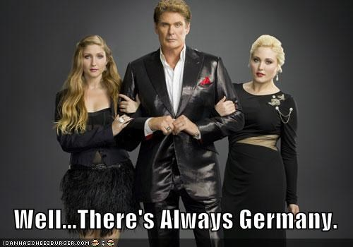 Well...There's Always Germany.