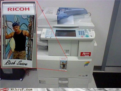 funny,picture,printer,rico suave