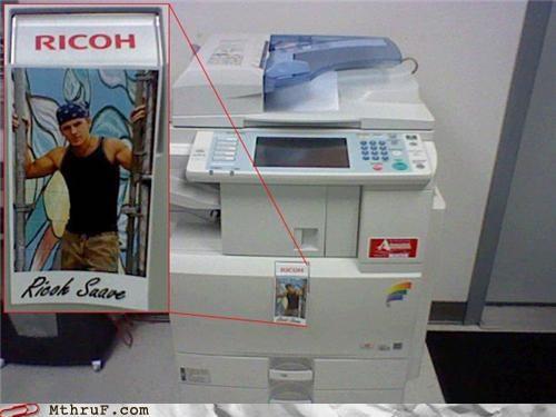 funny picture printer rico suave - 4253871104