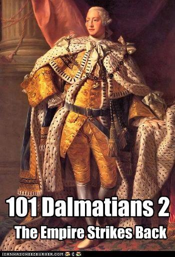 101 Dalmatians 2 The Empire Strikes Back