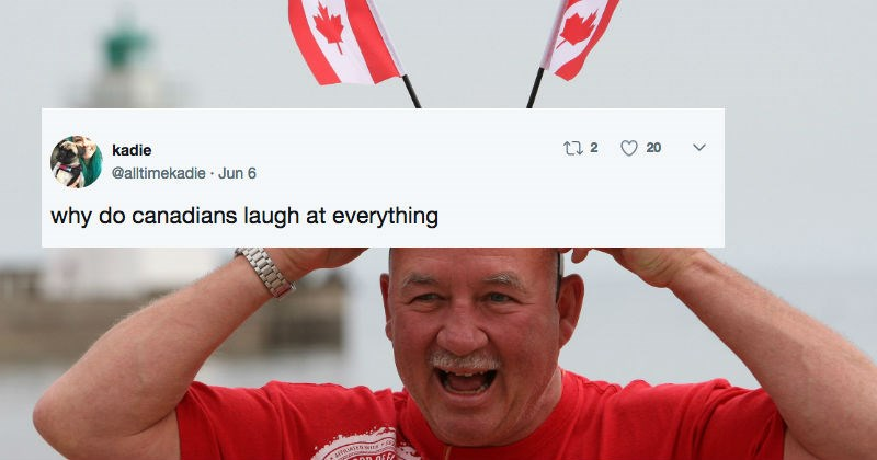 People are asking hilarious questions about why Canadians do the things they do.