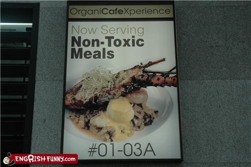 food sign toxic - 4254962688