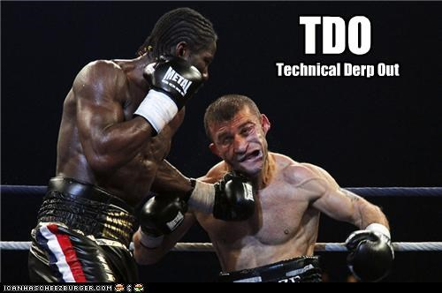 boxing down knocked out Sportderps sports TKO - 4255040000