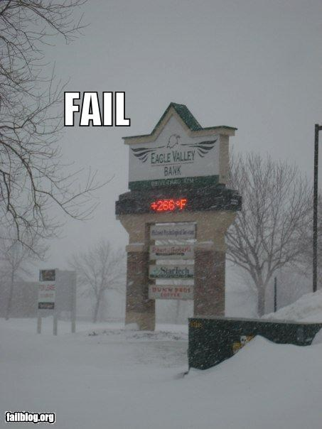 cold failboat g rated oh Minnesota signs snow temperature weather - 4255703040