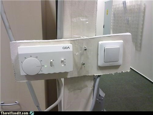 light missing switch