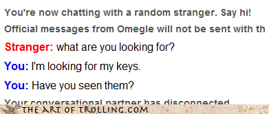 Omegle lost - 4257971968