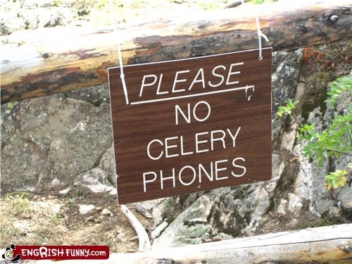 celery cell phone food - 4257989120