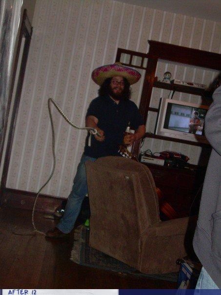 cowboy,out of control,sombrero,whip