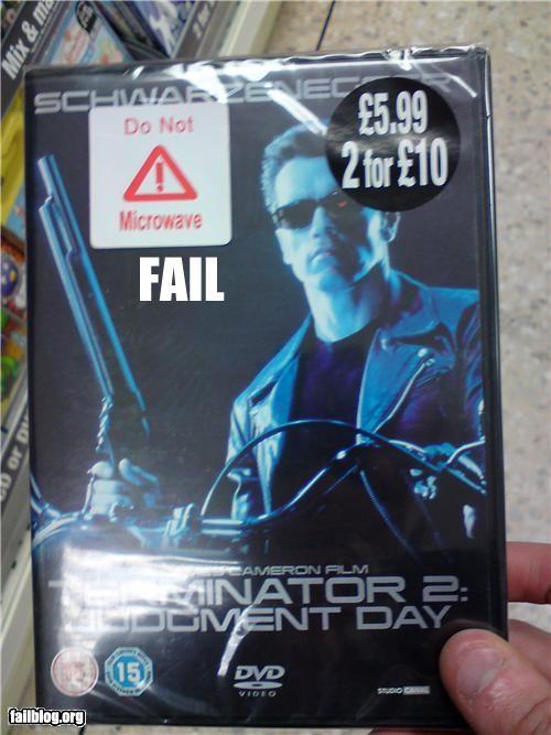 arnold common sense dvds failboat g rated Microwavenator technology - 4258669824