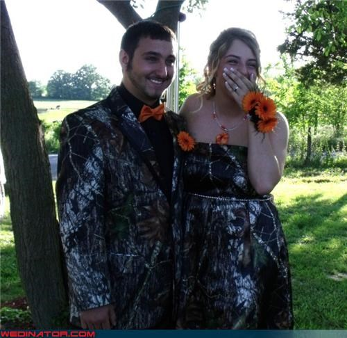 bride Crazy Brides crazy groom dressing on a dare fashion is my passion funny wedding photos groom Halloween wedding surprise terrible wedding attire ugly dress ugly-grooms-suit ugly wedding dress were-in-love Wedding Themes wtf wtf is this