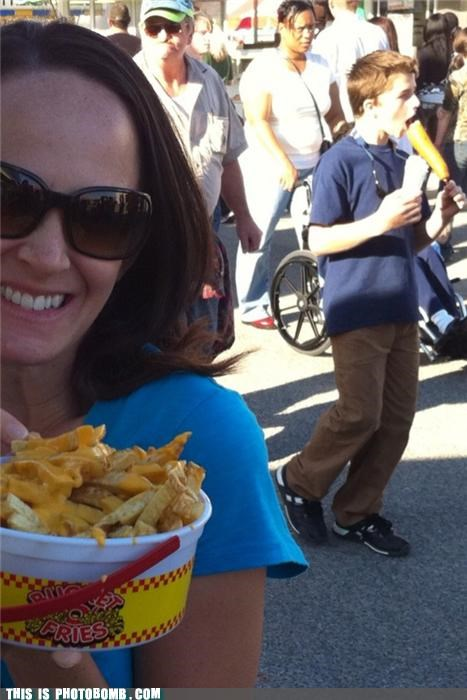blow job corn dog food jk photobomb - 4259066368