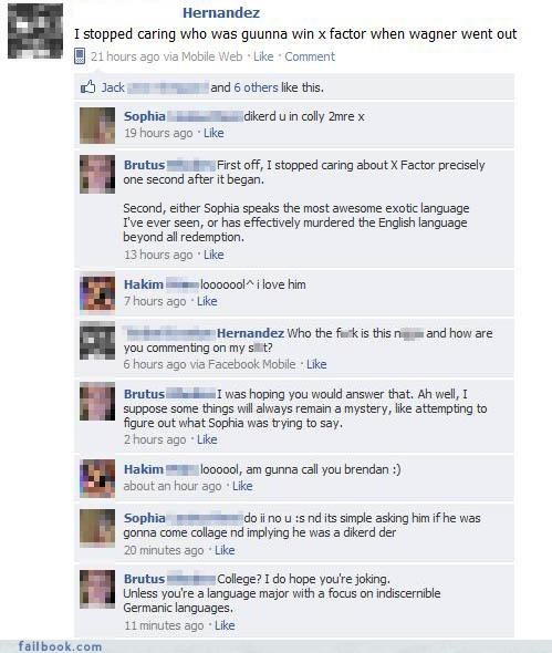 drama lol The Spelling Wizard win witty comebacks - 4259390208