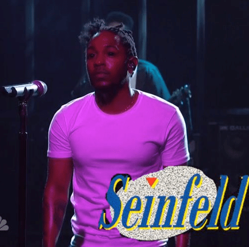 seinfeld mash up kendrick lamar How to Pimp A Butterfly soundcloud - 425989