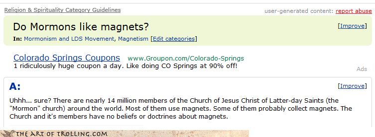 magnets how do they work magnets mormons