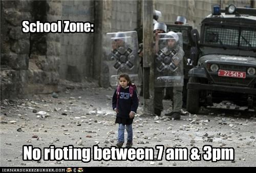 children,kids,miltary,riot,school,shield,wtf